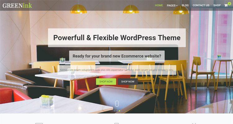 Multipurpose , Theme , WordPress ,