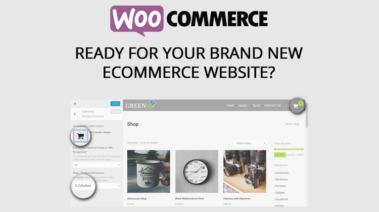 GreenInk is WooCommerce Compatible