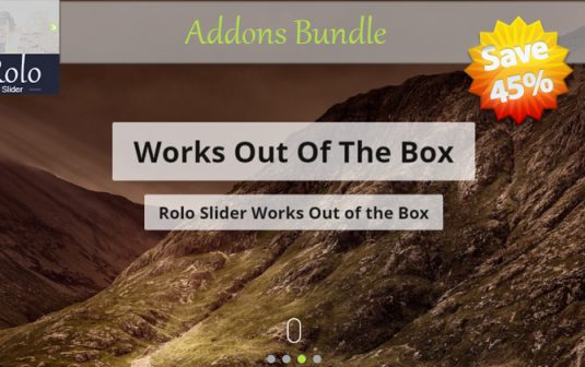 Rolo Slider Bundle
